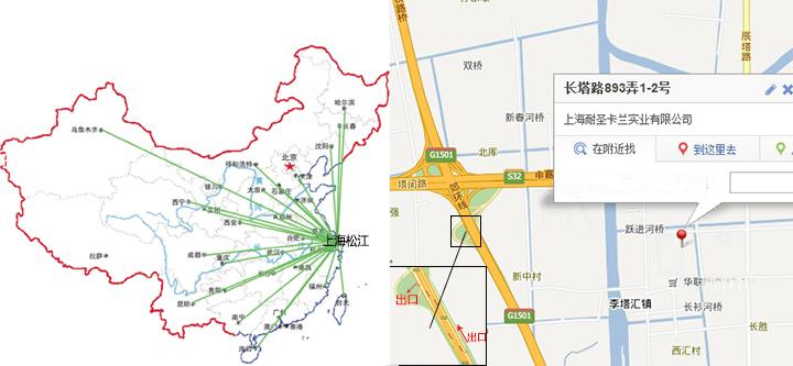 上海离心机厂房地址